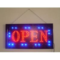 China Open LED Sign, Open LED Sign Board wholesale