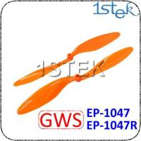 China GWS 1047 1047R 10x4.7 Rotating Reversed Propeller CCW&CW MultiCopter Props wholesale
