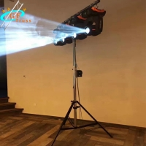 China Iron 6M  LED DJ Stage Hanging Light Crank Stand wholesale