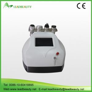 China Most Poplular vacuum therapy cavitaion rf vacuum slimming machine wholesale