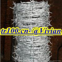 Quality reversed twist barbed wire for sale