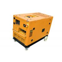 China Comfort and Noiseless 62dB Wind Power Diesel Generator wholesale