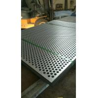 Quality High Quality Perforated Metal Mesh Plate for sale