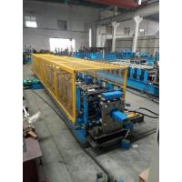 China High Performance Downspout Roll Forming Machine Aluminum Color Steel Rain Gutter wholesale