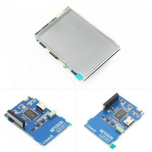 China HDMI Input LCD Driver Board 3.5'' 480x320 Raspberry Pi HDMI Display HDMI Audio Output on sale