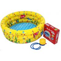 China Small Inflatable Swimming Pools For Babies With Customized Logo wholesale