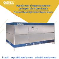 China Semi - Automatic Drawer Type Magnetic Separator For Grinding Machine 415V wholesale