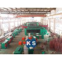 Quality Heavy Duty Auto Gabion Mesh Knitting Machine For Making Double Twist Gabion Boxes wholesale