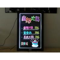 China Neon LED Writing Board wholesale