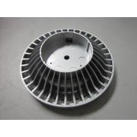 China Round Aluminium Die Casting Parts , Zinc Die Casting Products For Led Light wholesale