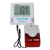 Buy cheap Plastic Temperature And Humidity Data Logger For Medical Warehousing Pharmacy Drugstore from wholesalers