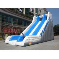 China 9 meters high commercial adult giant inflatable slide for sale price from Guangzhou factory wholesale