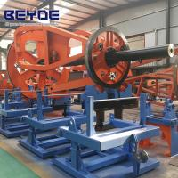 China PE Cable Wire Manufacturing Machines Pnd 3150 Bobbin 12 Months Warranty wholesale