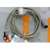 China Compatible BIONET 6 Pin ECG Patient Cable For Hospital Medical Equipment wholesale
