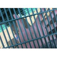 Buy cheap 358 wire fencing panels 2007 x 2515mm mesh 12.70mm x 76.20mm diameter 4.00mm powder coated from wholesalers