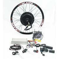China 3000w hub motor  Rear Wheel Electric Bicycle Conversion kit for electric bike or motorcycle wholesale
