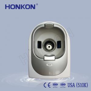China Facial Skin Analyzer System RGB / UV / PL Three Spectral 3D Magic Mirror Beauty Machine Portable wholesale