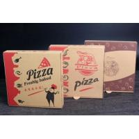 China custom cardboard 12 inch reusable frozen pizza box,Cheap Custom offset printing corrugated pizza box wholesale bagease wholesale