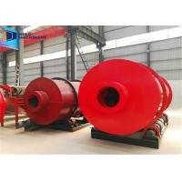 China Multi Function Drum Dryer Machine Three Return For Chemicals Processing Drying wholesale