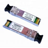China 10GBASE-ER SFP Transceiver Module For SMF 1550 Nm 40km LC Duplex Connector wholesale
