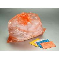 China Medical/hotel Disposable HDPE plastic laundry bag wholesale