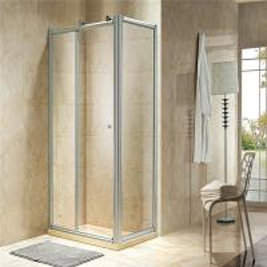China Bathroom Economic Model 6mm Sliding Glass Shower Room Enclosure wholesale