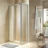 Buy cheap Bathroom Economic Model 6mm Sliding Glass Shower Room Enclosure from wholesalers