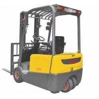 China Smaller Turning Radius Electric Powered Forklift 1.8 Ton Three Wheel For Warehouse wholesale