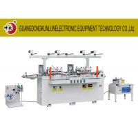 China 4 KW Automatic Die Cutting Machine Flatbed Die - cutting / Hot Foil Stamping Machine wholesale