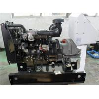 Quality 10kva Water Cooled Perkins Diesel Generator 403D-11G With 3 Cylinders and Self-Exciting Alternator for sale