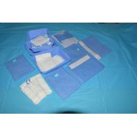 China CE Approved Permeaqble Non Woven Disposable Surgical Packs 48g SMMS wholesale