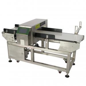 China Conveyor Belt Industrial Metal Detectors For Plastic , Frozen Food Processing Industry wholesale