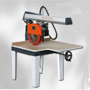 China MJ23 Best price Universal industrial rocker Radial Arm Saw machine wholesale