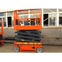 China 8m Hydraulic Drive Self Propelled Aerial Work Platform Safety Extendable wholesale