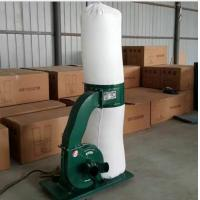 China MF9015 single bag mobile industrial Woodworking single and double barrel dust collector wholesale