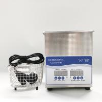 China 3L ultrasonic auto parts cleaner for sweep frequency cleaning wholesale