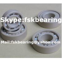Quality Oil Proof  Noncorrodible PP / POM / PEEK / PTFE Plastic Bearing wholesale