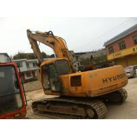 China secondhand original hyundai R220LC-5 Excavator wholesale