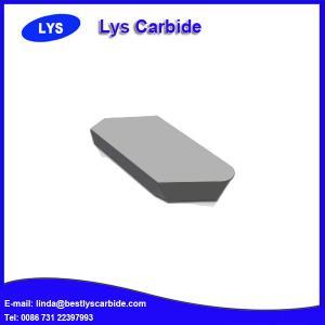 China B1 B2 B3 Brazed tips tungsten carbide insert from China wholesale