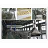 China Automatic Instant Noodle Making Machine , Noodles Plant Machine 12 Months Warranty wholesale