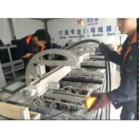China Compact Busbar Assembly Line Busbar Fabrication Machine For Busbar Clamp And Clinching wholesale