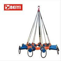 China HOT sale BEIYI new type hydraulic concrete pile cutter pile breaker pile cropper for excavator or crane wholesale