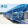 China Hydraulic 12 Units Vehicle Transport Car Carrying Truck 60 Tons Sinotruk wholesale