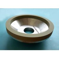 China Electroplated Small Bowl Shape Diamond Cup Wheel Resin Bonded 100mm 150mm wholesale