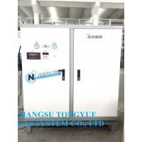 China 0.6Mpa Working Pressure Air Products Nitrogen Generator With Two Doors wholesale