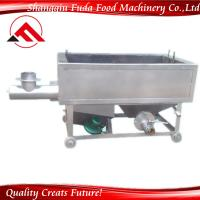China CE Certification and Electric Power Source electric frying machine wholesale