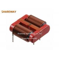 Buy cheap Horizontal Through Hole Common Mode Choke 7448680100 450uH 10A Rated Current from wholesalers