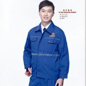 China Cheap Workman Safety Reflective Anti-Shrink Workwear Overall Work Uniform wholesale