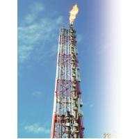 China Combination Ground Elevated Flare System With Site Supervision Low Pressure Flare System wholesale