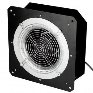 China 24V DC Backward Curved Centrifugal Fan Ventilation Fan Support Basket 220 Industrial Blower wholesale